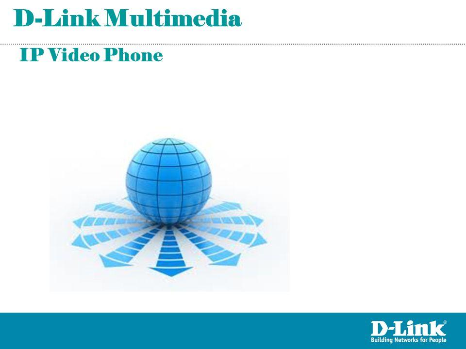 D-Link Multimedia IP Video Phone