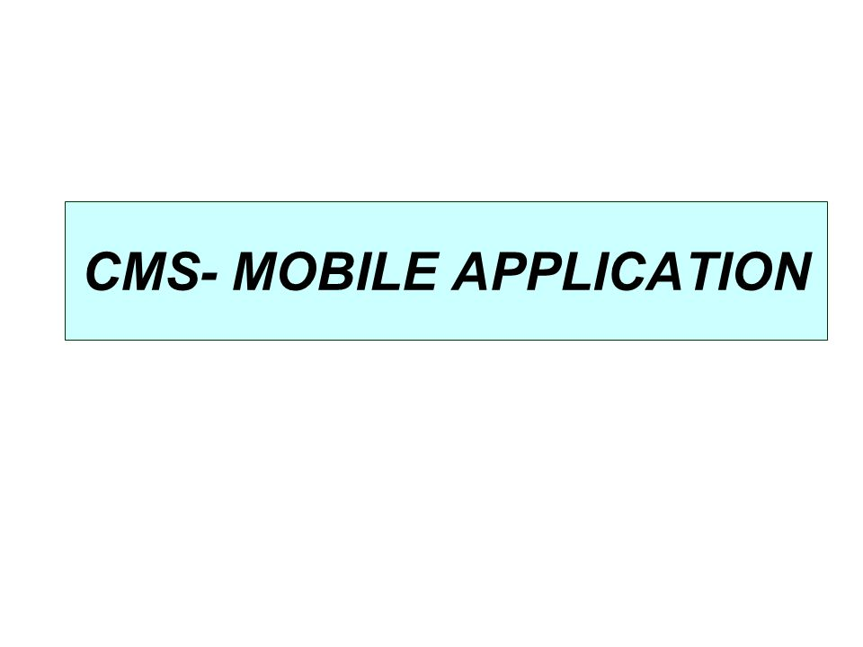 BASIC REQUIREMENTS  Mobile Handset should be GPRS compatible.