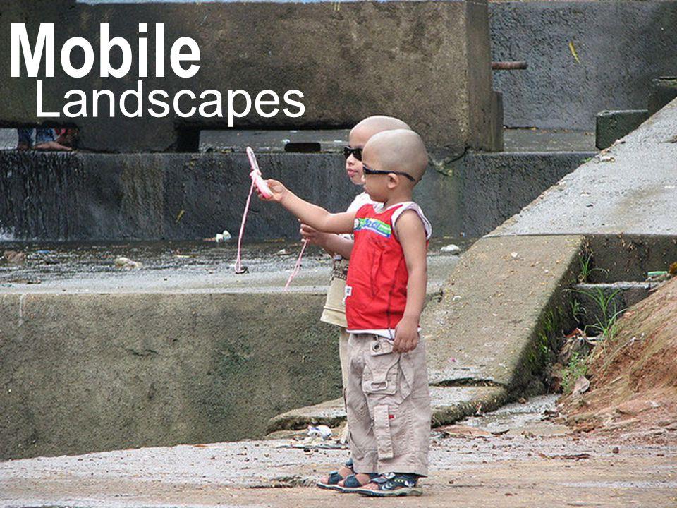 Mobile Landscapes