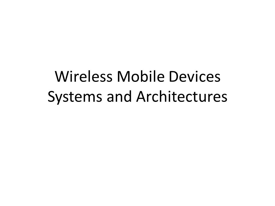 Wireless Telephone Technology Evolution The 3 rd Generation (3G) 3rd generation mobile telecommunications is a generation of standards for mobile phones and mobile telecommunication services.