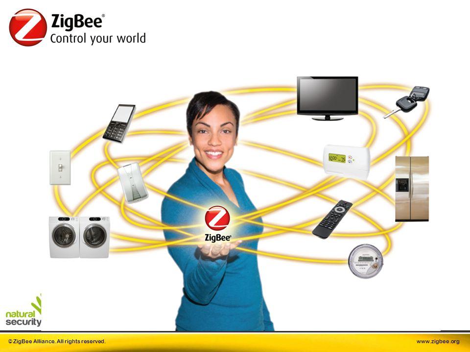© ZigBee Alliance. All rights reserved.www.zigbee.org
