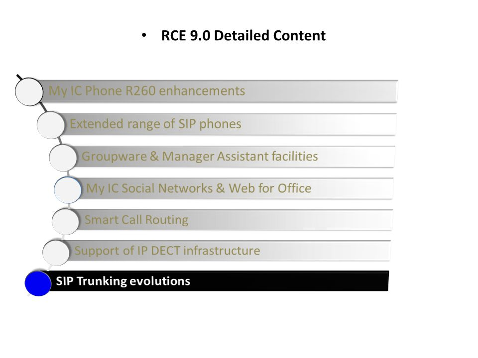 RCE 9.0 Detailed Content