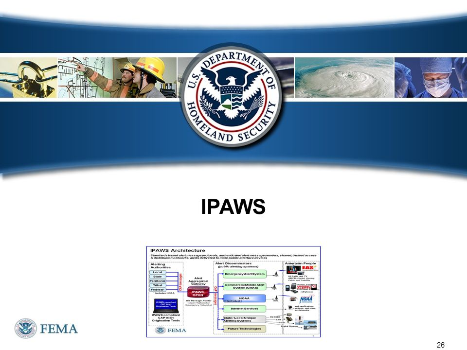 IPAWS 26