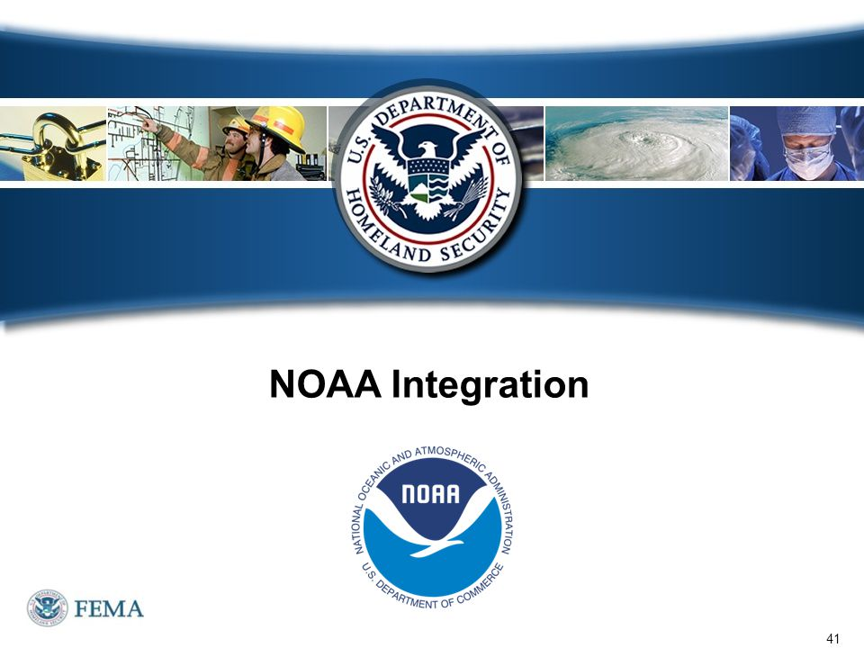 NOAA Integration 41