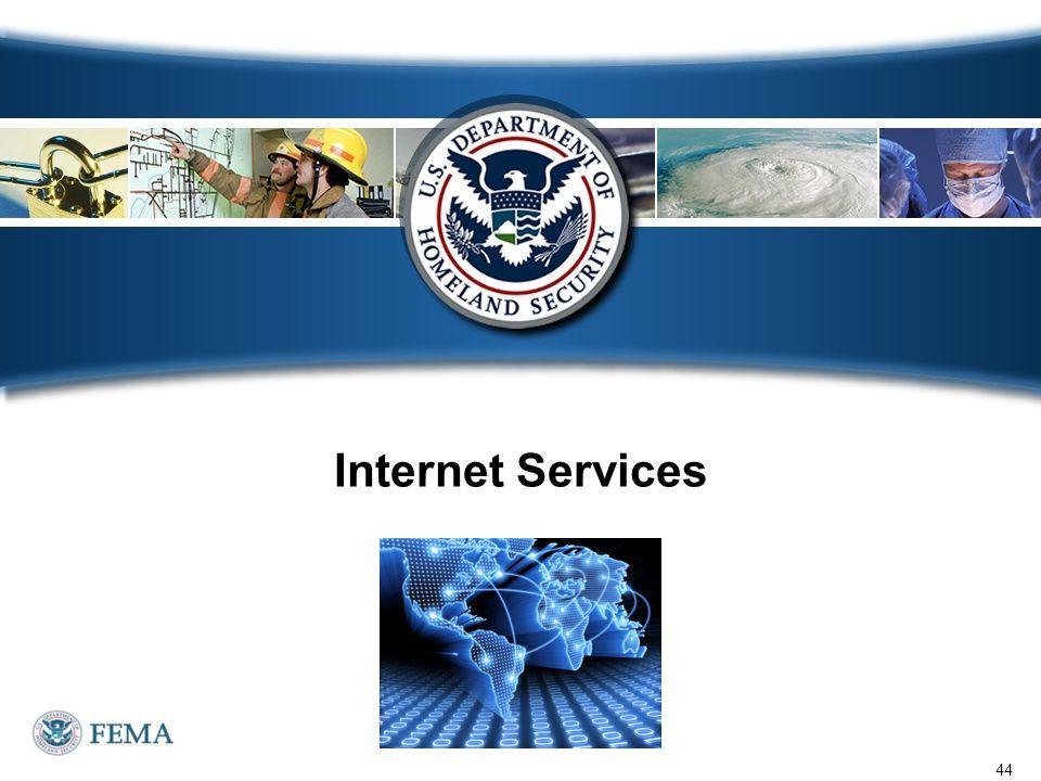 Internet Services 44