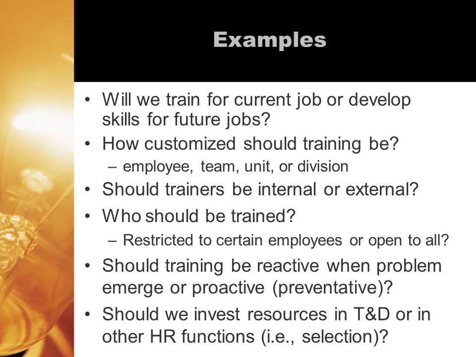 Should Motorola Train Basic (Reading & Math) Skills.