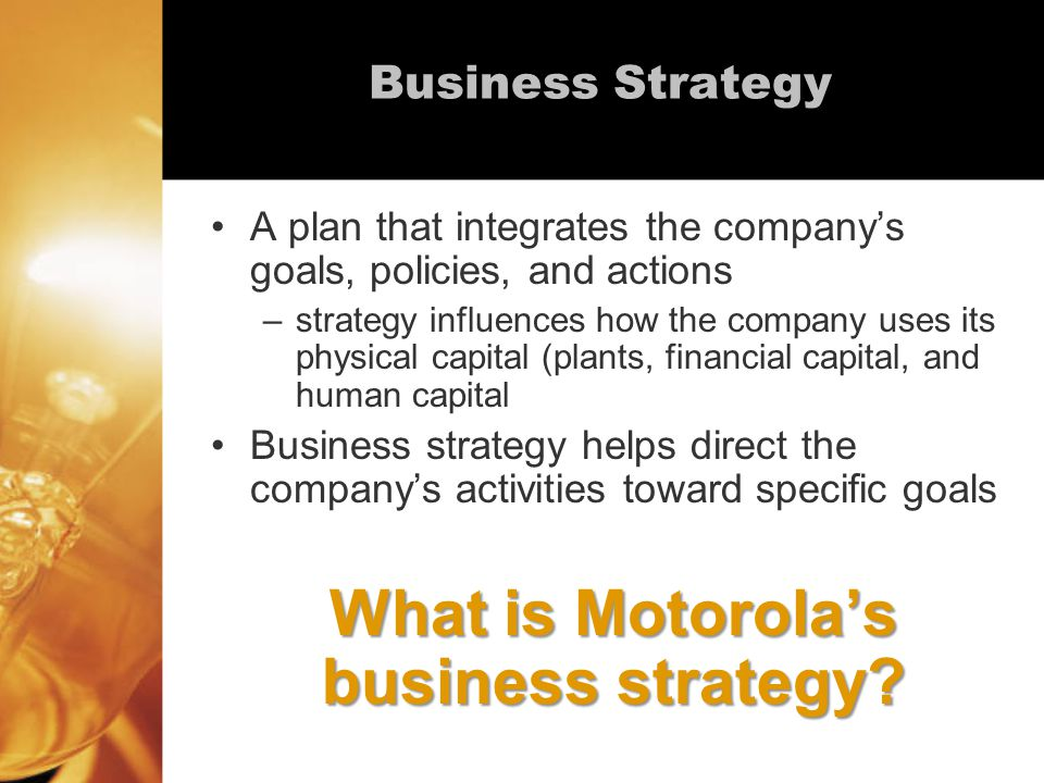 Business Strategies & Training Implications Concentration Internal Growth External Growth Disinvestment