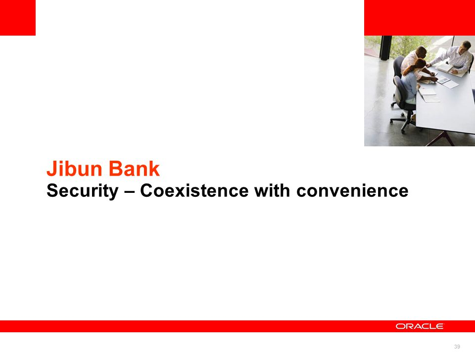 39 Jibun Bank Security – Coexistence with convenience