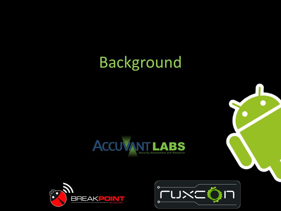 Introduction Smartphone operating system Open Source (somewhat) Linux based