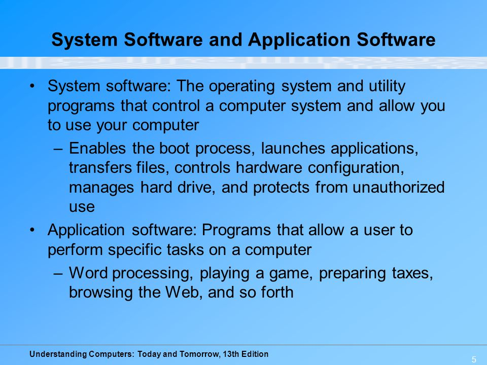 Understanding Computers: Today and Tomorrow, 13th Edition Windows 7 26
