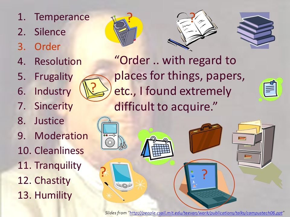 Keeping: from Information to Need Keeping is difficult and error-prone – Syndrome: damned if you do, damned if you don't If you keep information, you never access it; if you don't keep it, we may need it later; further, if you keep it in a wrong way, it is useless..