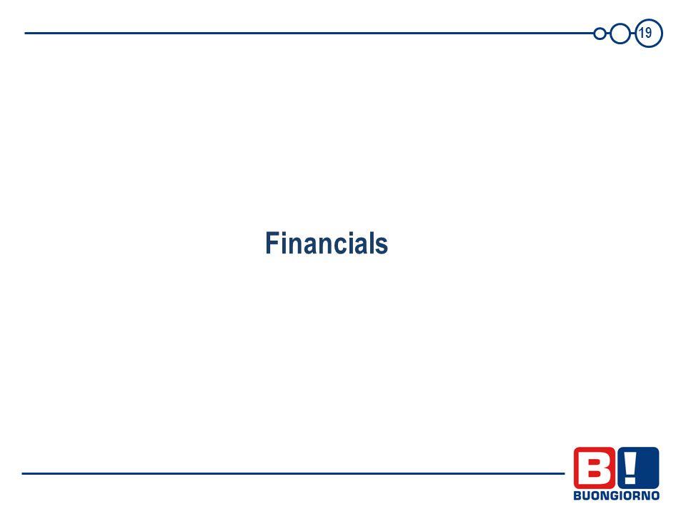 19 Financials