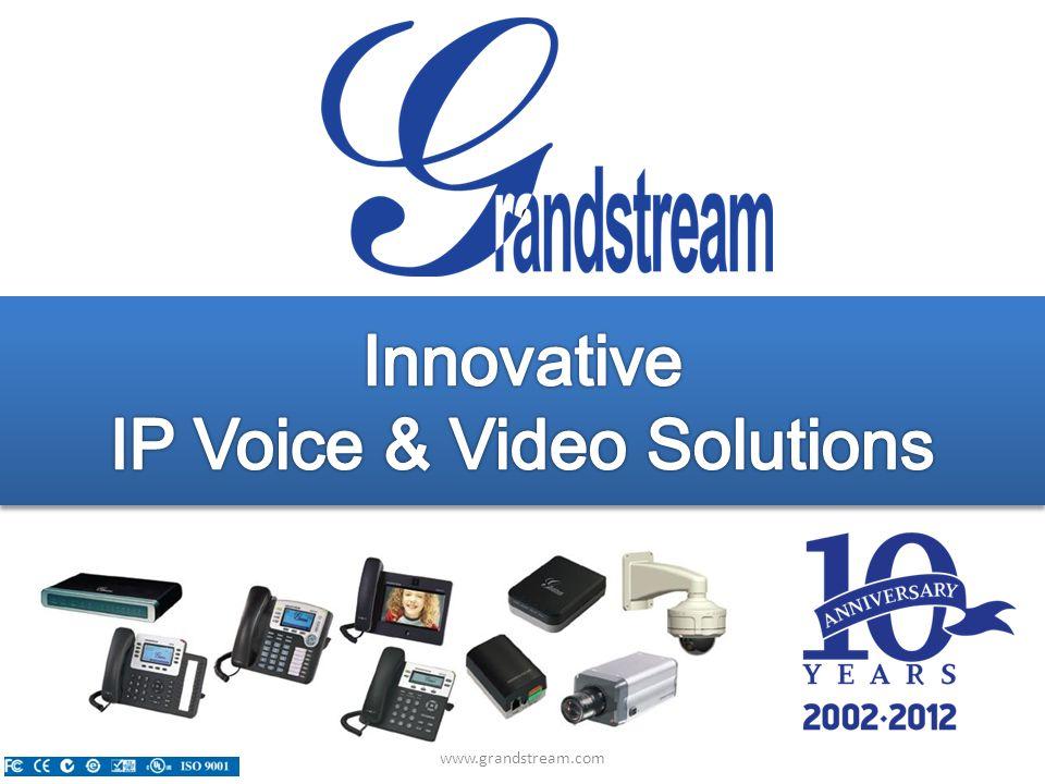 www.grandstream.com COMPARISON HT286 / HT701