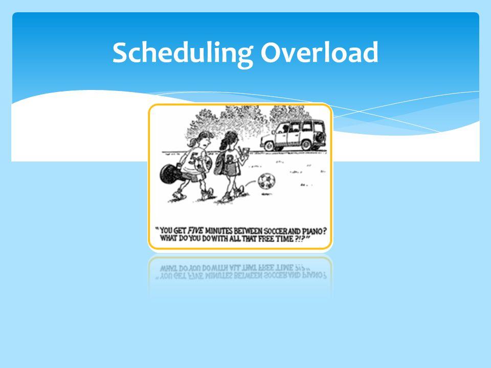 Scheduling Overload