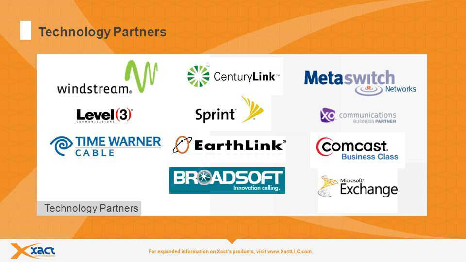 10 Technology Partners