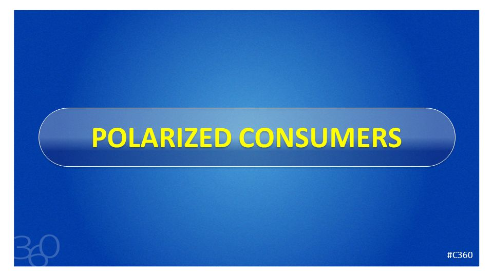29 POLARIZED CONSUMERS #C360