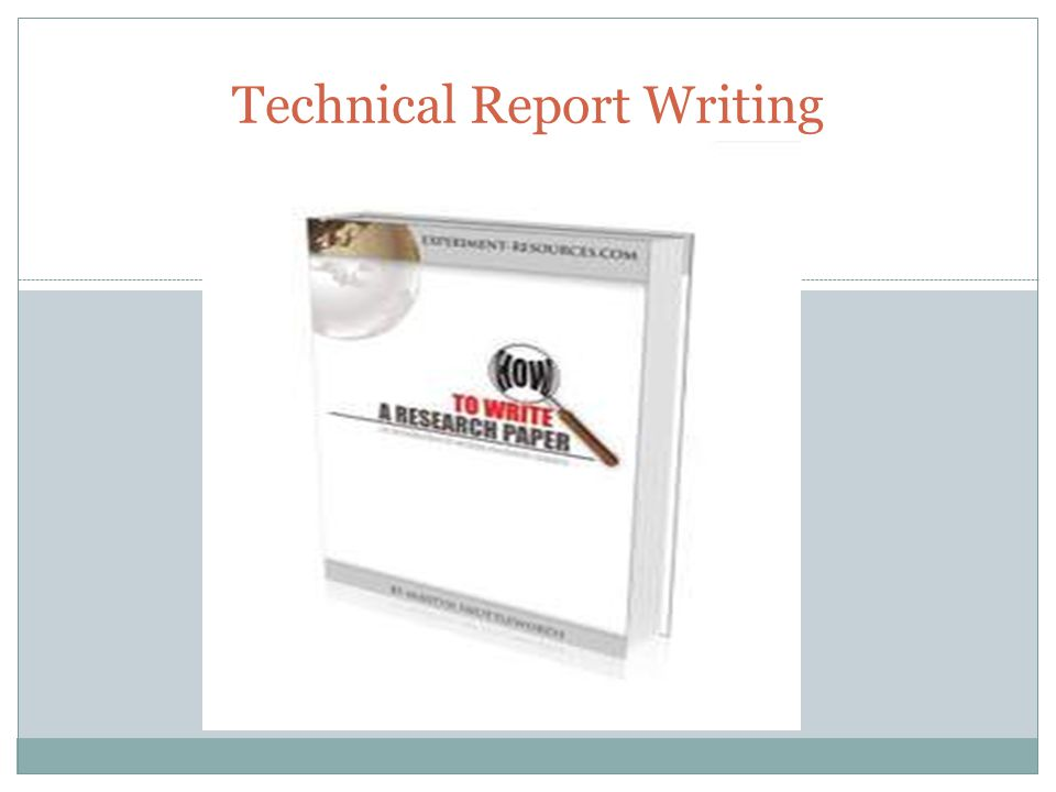 Technical Report Writing Day 2 Objectives: Introduction Literature review Objectives of the report (Note: the words objectives, aims and purpose are synonyms) Body