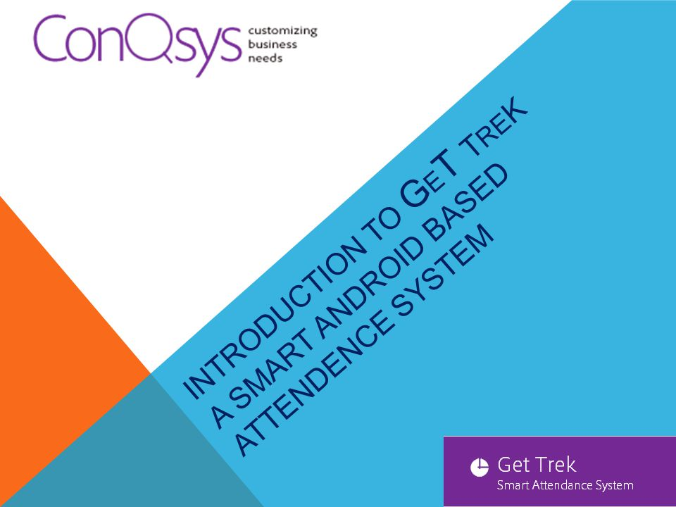 About Get Trek: The Get Trek is an android based mobile application which is capable of matching the fingerprint with the same high accuracy on your android or iOS handset as on pc.