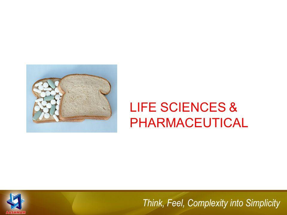 LIFE SCIENCES & PHARMACEUTICAL