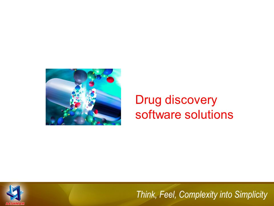 Drug discovery software solutions