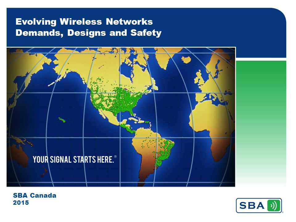 12  Diagram from Industry Canada s web site depicting the safe/unsafe RF exposure locations associated with a suburban communications tower (next to the antenna at the top of the tower is considered unsafe).
