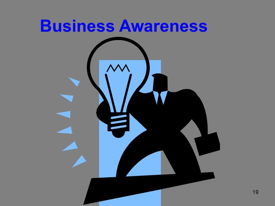 19 Business Awareness