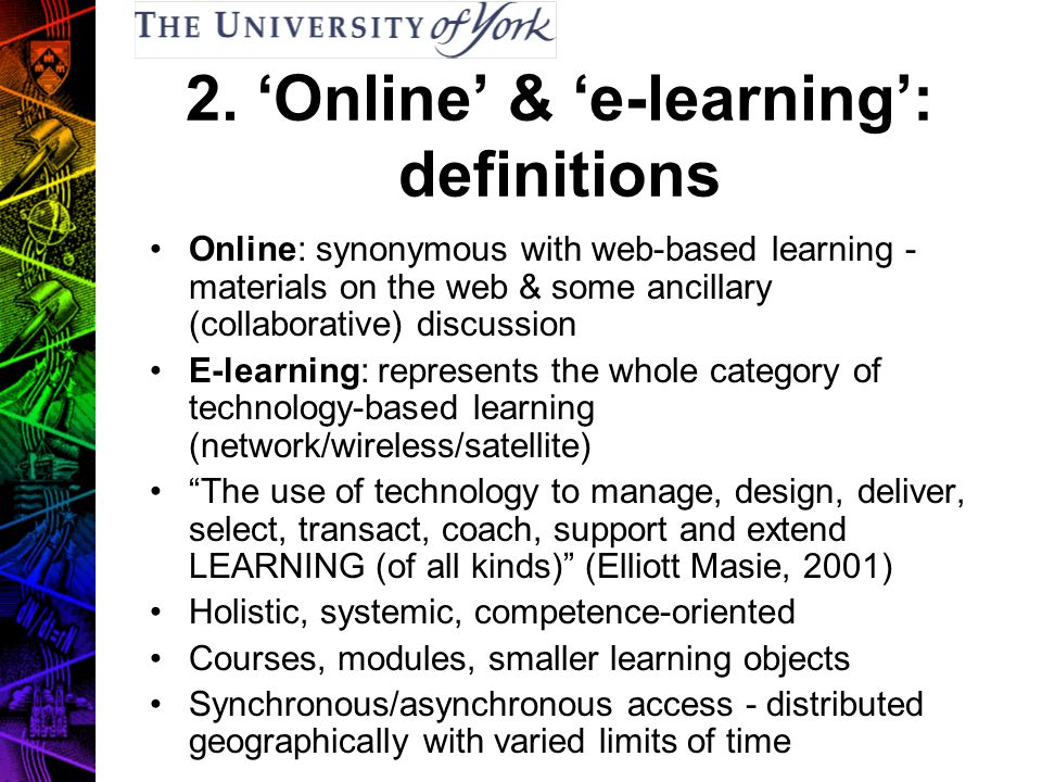 3.What is a VLE.