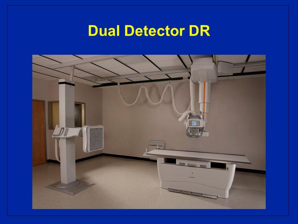 Dual Detector DR