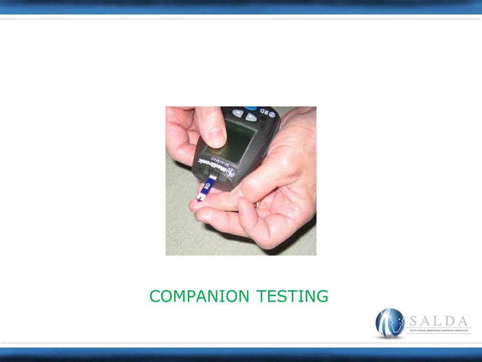 COMPANION TESTING
