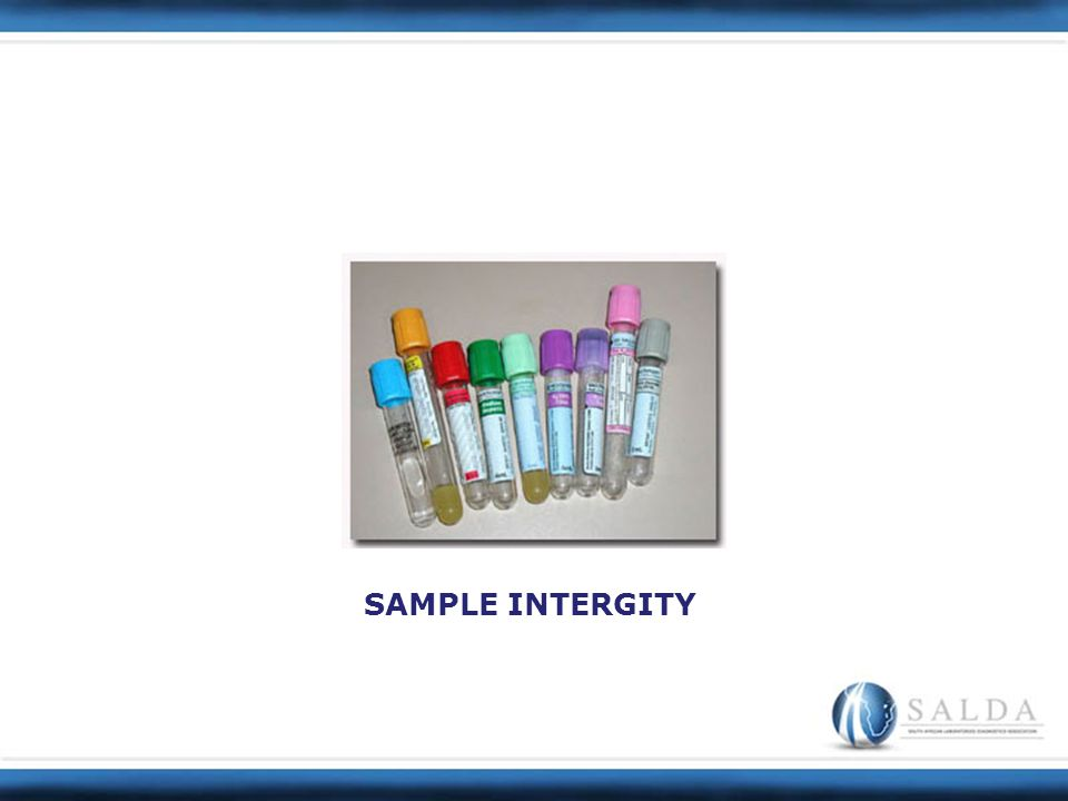SAMPLE INTERGITY