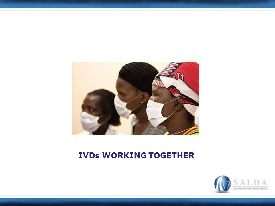 IVDs WORKING TOGETHER