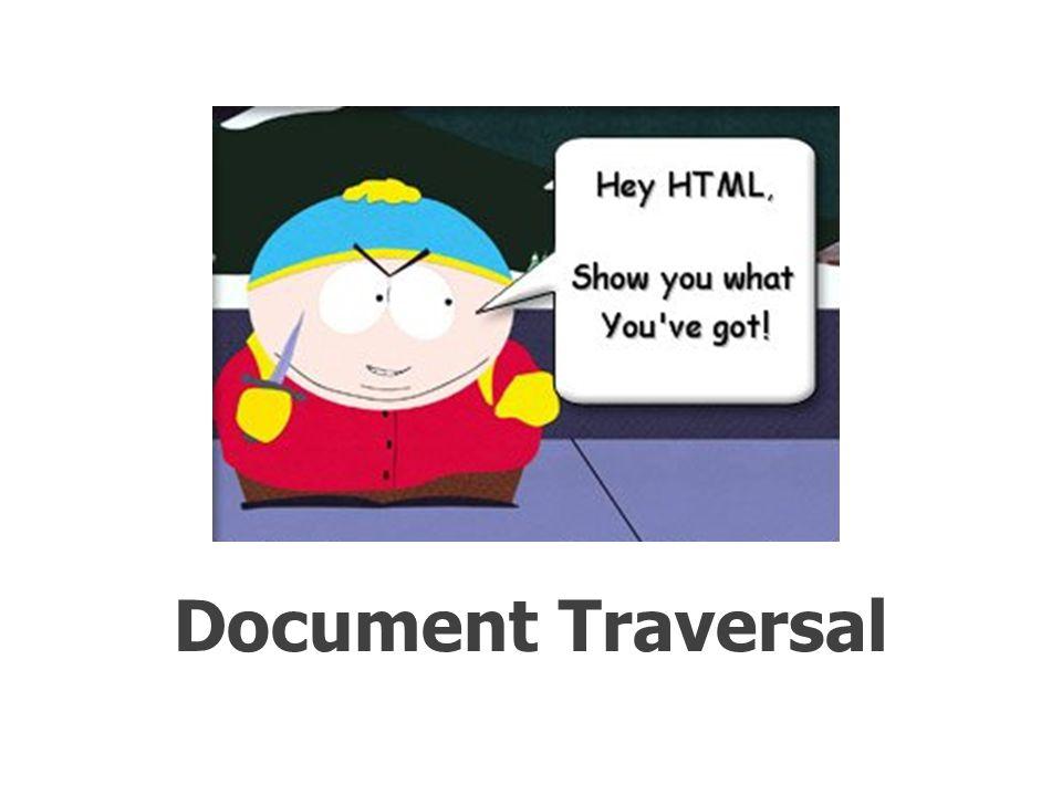 Document Traversal