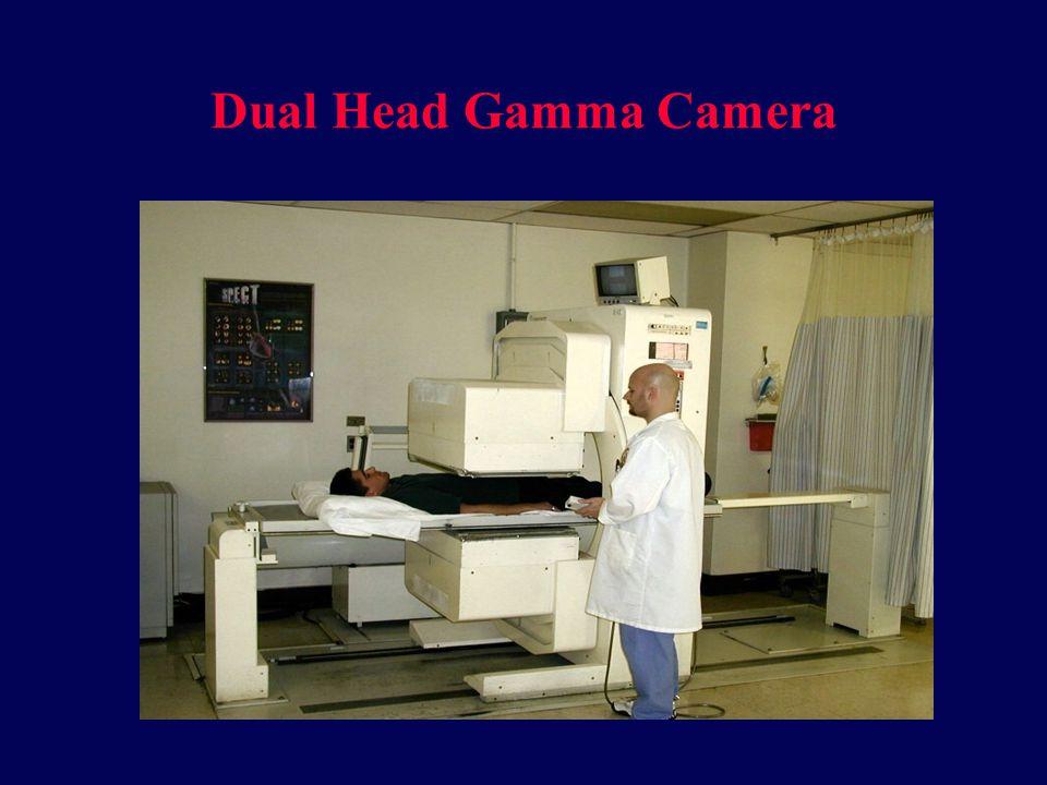 Dual Head Gamma Camera