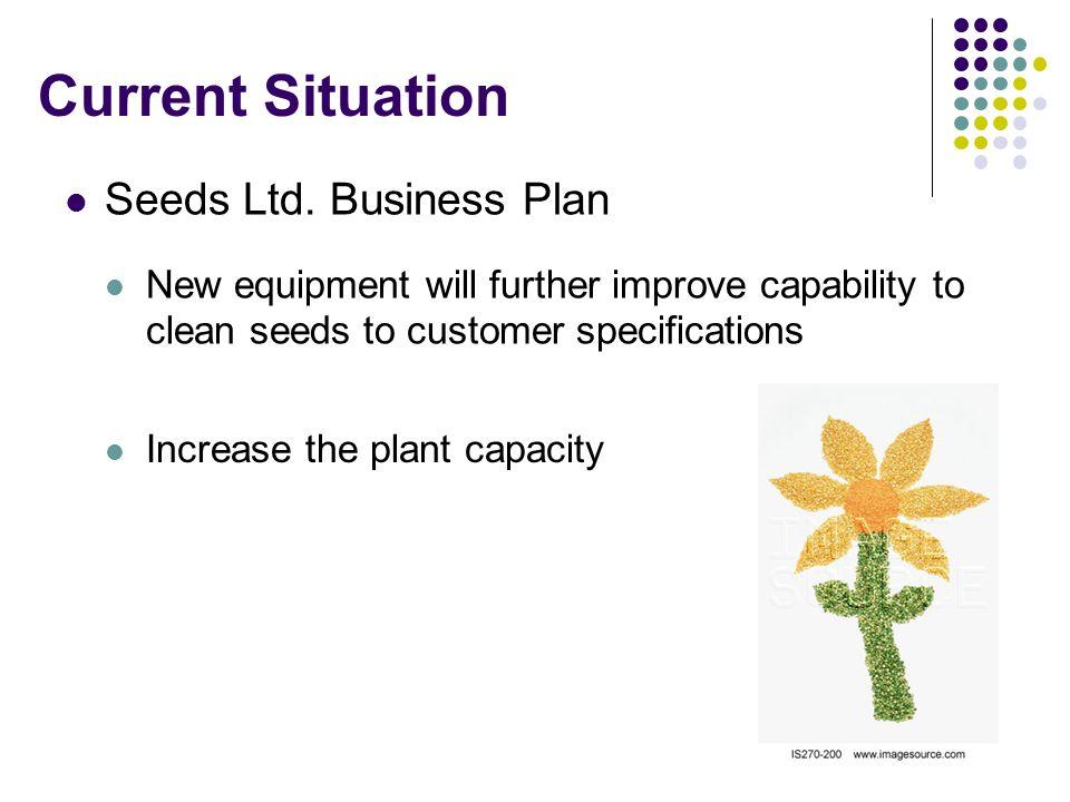 Current Situation Seeds Ltd.