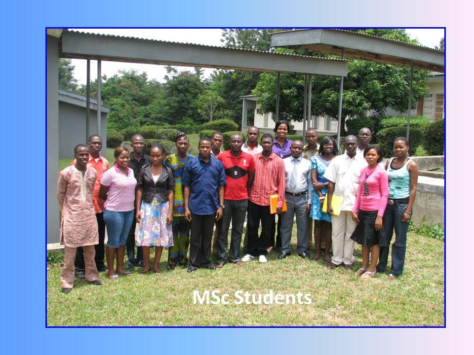 MSc Students