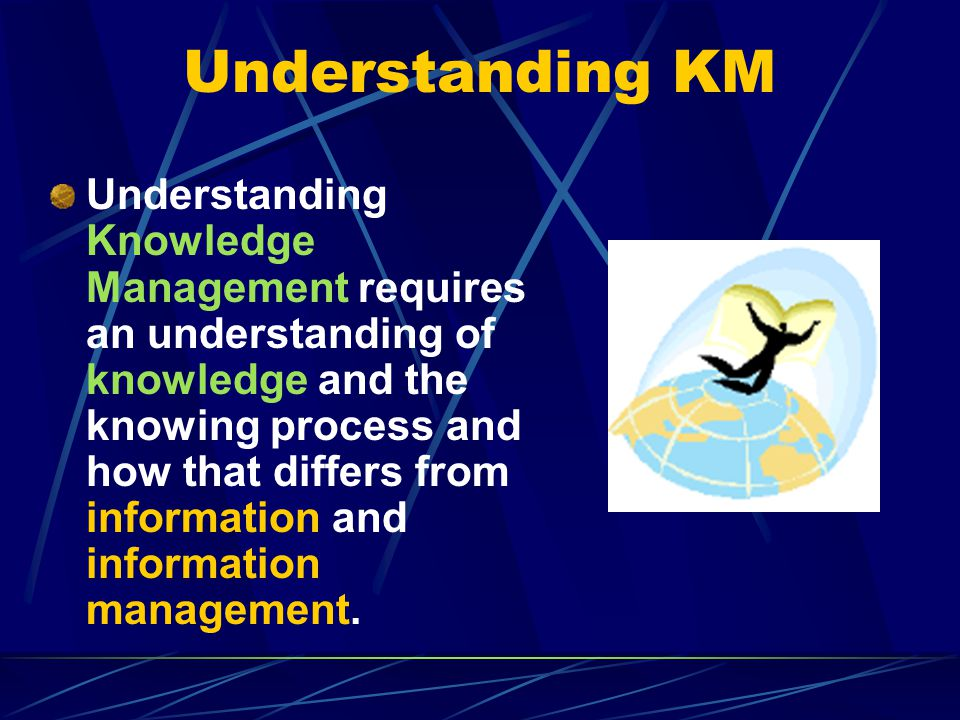 KM as a Technological Solution Is KM Big business.