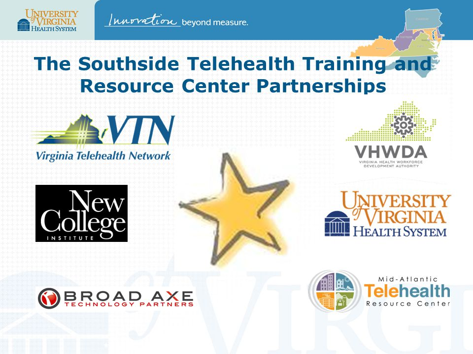 The Southside Telehealth Training and Resource Center Partnerships