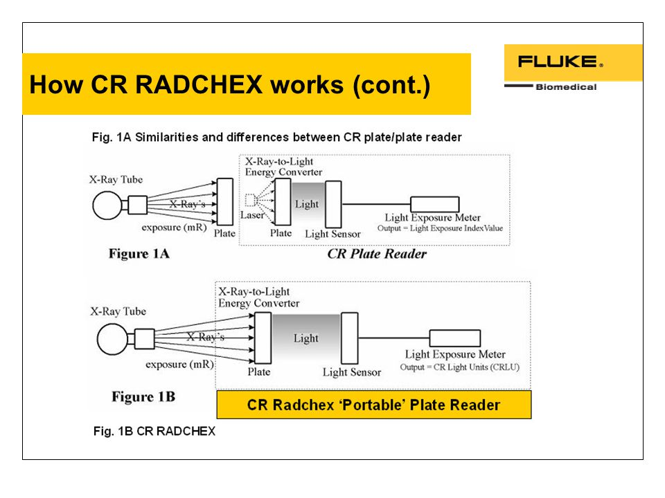 How CR RADCHEX works (cont.)
