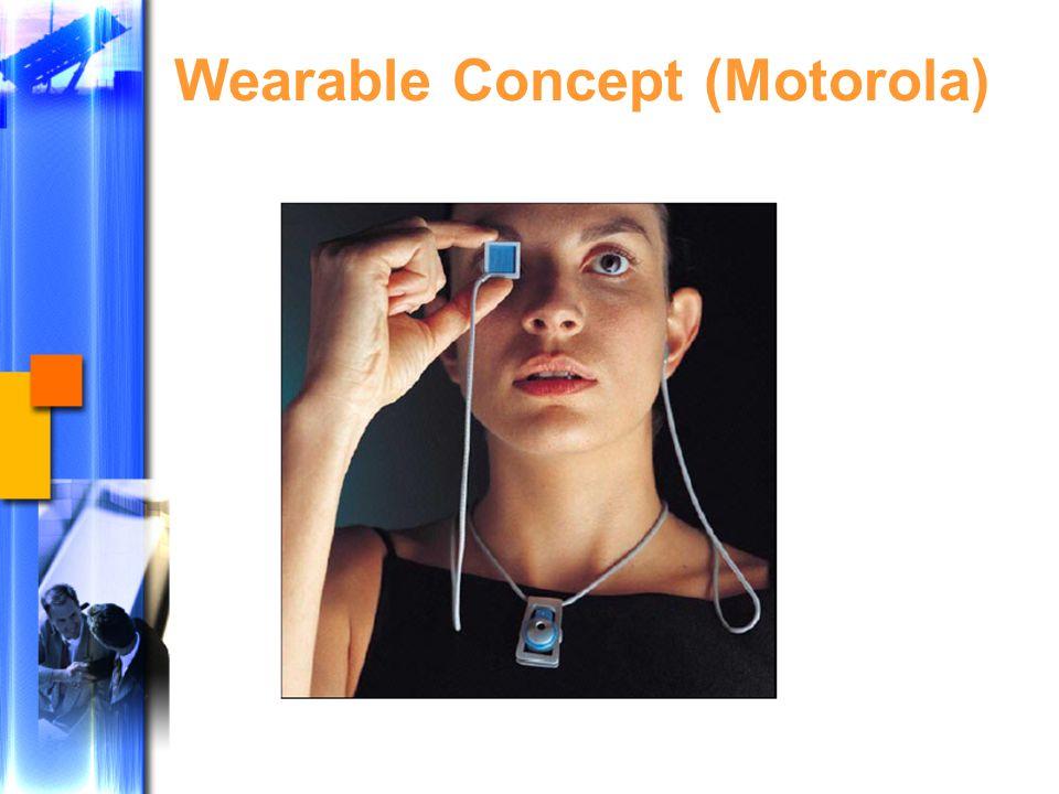 Wearable Concept (Motorola)