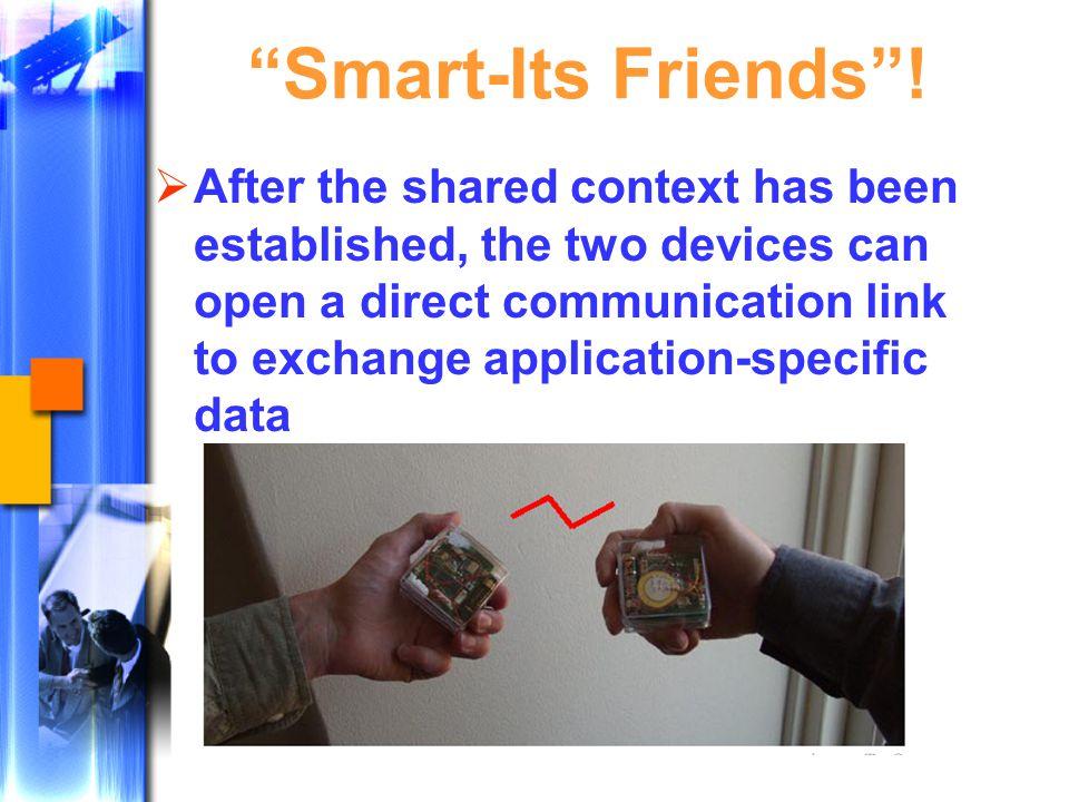 Smart-Its Friends .