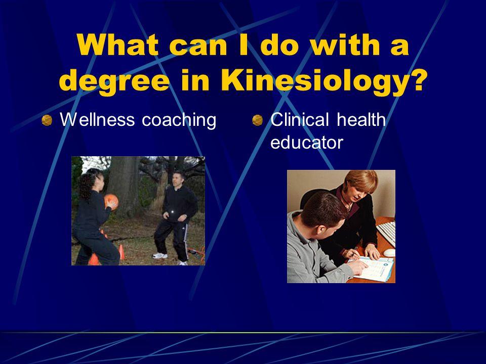 Wellness coachingClinical health educator