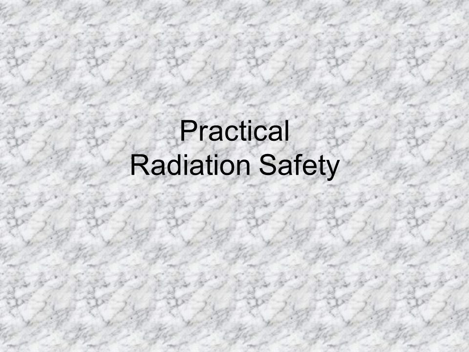 Putting Radiation in Perspective! Everyone on Earth is being exposed to radiation! The average North Carolinian receives approximately 360 mrem of rad