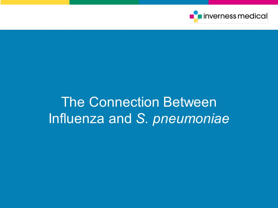 The Connection Between Influenza and S. pneumoniae