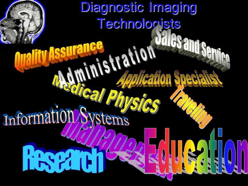 Diagnostic Imaging Technologists