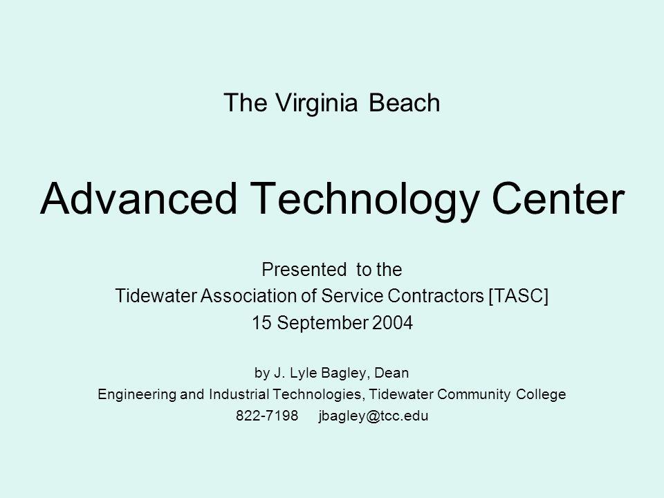 ETR Program - Electronics Engineering Technology - Computer Engineering Technology - Electronic Metrology