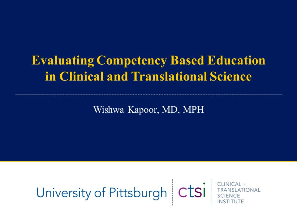 Definition of Competency Based Education (CBE) An educational approach which focuses on defining and measuring the outcomes of learning.
