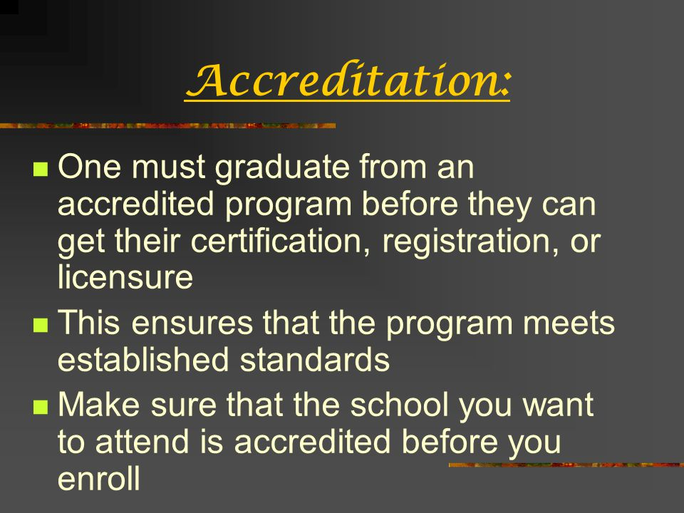 Continuing Education Units (CEU's): Required to renew licenses or maintain certification or registration in many states A person must obtain additional hours of education in specific HC career during a specific time period Ex.