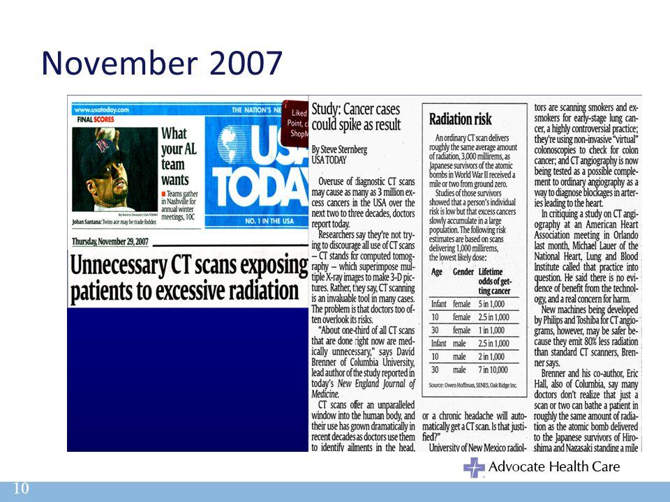 November 2007 10
