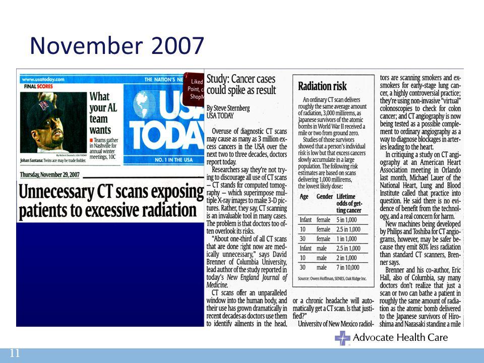 November 2007 11