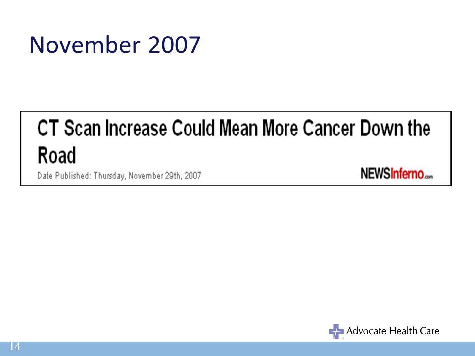 November 2007 14